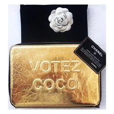 847e2fc0fdd9 Resale Клатчи Chanel купить и продать за 48500 руб в интернет-магазине  Luxxy.com