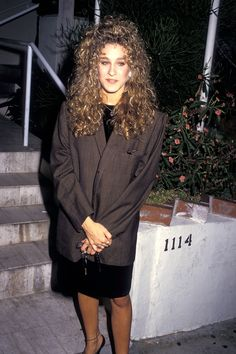 17 Times Sarah Jessica Parker Wore Some Truly Epic '80s Fashion