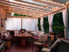 Cozy House Backyard Extension Design Ideas Inspiring