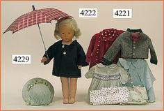 Kruse doll clothes