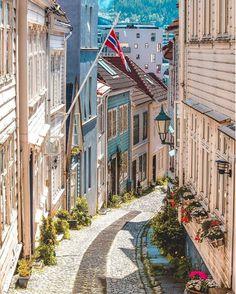 Bergen, Norway | Photo: citybestviews