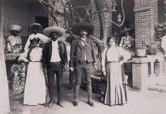Familia Zapata Cuernavaca 1914