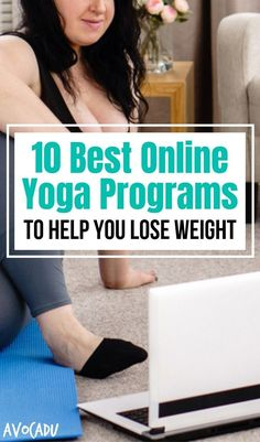 Most people completely disregard yoga as an effective way of losing weight because they think its just a bunch of stretching and careful breathing but it's SO much more than that if you know what you're goal is how to achieve it! Weight Loss Video, Yoga For Weight Loss, Weight Loss Goals, Weight Loss Motivation, Losing Weight, Gym Motivation, Yoga Poses For Beginners, Workout For Beginners, Types Of Yoga