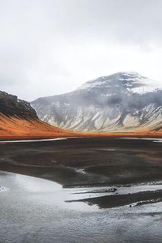 Hornafjörður, Iceland by Jeff Nikon