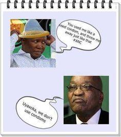 Jacob Zuma - Funniest South African President