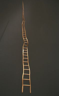 martin puryear--there's one of these in the Modern Museum in Ft. Worth
