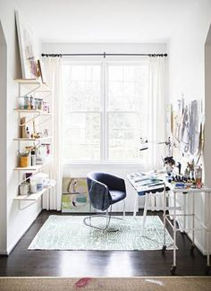White Office