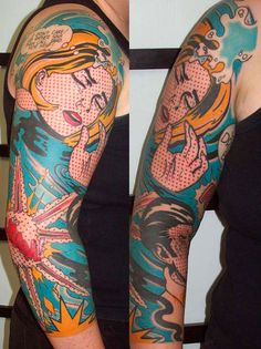 55 of the craziest and most amazing tattoo designs for men and women