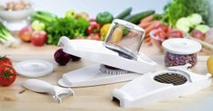 Get 63% OFF ON Nicer Dicer Plus for Cutting, Chopping and Grating.