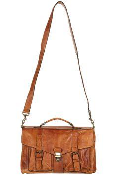 top shop leather satchel