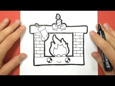 how to draw a christmas bell easy and cute kids fun stuff
