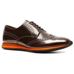 wing tip shoes with sports soles - Google Search