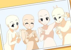 Anime base models