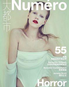 Numero China December 2015 Cover (Numero China)