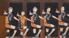 #wattpad #fanfiction Y/n was never the type to fall for any guys. Popular pretty boys especially. Y/n is a second year at Karasuno High and is the manager on the boys volleyball team along with Kiyoko. Their first game this year is a practice game against Aoba Johsai, there team was ok until someone showed up late. He... Haikyuu Karasuno, Nishinoya, Oikawa, Kageyama, Haikyuu Anime, Manga Anime, Anime Ai, Anime Guys, Haikyuu Wallpaper