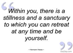 within you hermann hesse