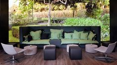 Starhotels Echo à Milano, Lombardia Virée Shopping, Outdoor Furniture Sets, Outdoor Decor, New Builds, Design Awards, Contemporary, Interior Design, Yachts, Retro