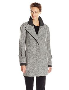 New French Connection Women's Single-Breasted Wool-Blend Coat online. Wool Imported Dry Clean Only Notch-collar c Winter Coats Women, Coats For Women, French Connection Coats, Boyfriend Coat, Waist Cincher Corset, Wool Coat, Wool Blend, Single Breasted, Fashion Trends