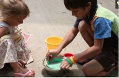 Summertime Kids Craft projects