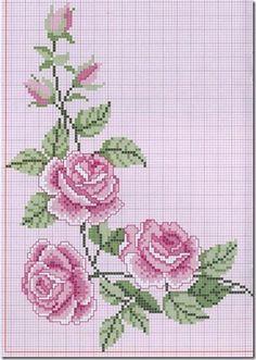 Ponto Cruz-Cross Stitch-Punto Cruz-esquemas-motivos-704