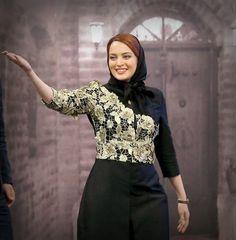 Fashion Today, Girl Fashion, Fashion Dresses, Iranian Women Fashion, Muslim Fashion, Women In Iran, Persian Beauties, Iranian Beauty, Persian Girls