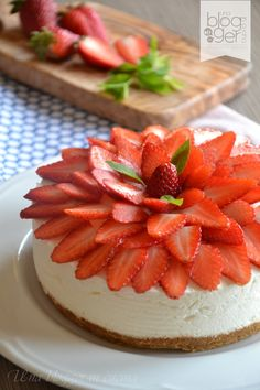 Cheesecake alle fragole (7)