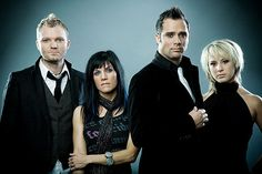 Skillet- I love the power and lyrics this band brings to their music.