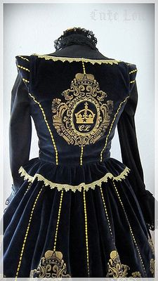 Regal Antique Garment
