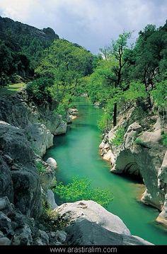 Yazılı Kanyon Tabiat Parkı,Isparta,Turkey