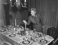 A Typical 1930s Dining Room | eHow UK