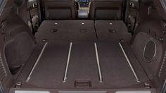Багажный отсек внедорожника Jeep Grand Cherokee Summit 4x4 2016 / Джип Гранд…