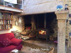 https://flic.kr/p/EeFApW | Estufa Dovre 640 por Quento. | www.quento.es  Showroom Crta. Santiago-Pontevedra a 9 Km. de Santiago de Compostela en dirección a Pontevedra. 15.866 Ameneiro-Teo (La Coruña) España.