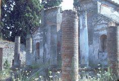 Pompeii Ruins, Painting, Art, Art Background, Painting Art, Kunst, Paintings, Performing Arts, Painted Canvas