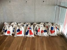 Goodie bag -TEDx Thessaloniki2016 #unique #handmade
