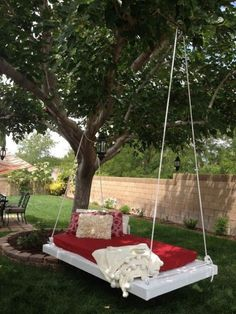 ComfyDwelling.com » Blog Archive » Think Relaxation: 42 Outdoor Hanging Beds