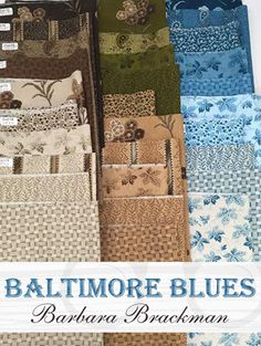 Baltimore Blues: In stores October 2016