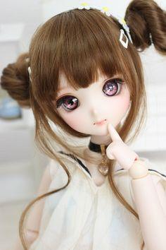 Anime Dolls, Blythe Dolls, Barbie Dolls, Kawaii Doll, Kawaii Anime, Pretty Dolls, Beautiful Dolls, Umbrella Photography, Porcelain Dolls For Sale