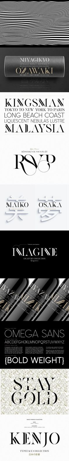 Kenjo Font Duo + Free Sans Text Fonts, Sans Serif Fonts, Character Map, Professional Logo, Font Family, Punctuation, Japanese Art, Texts, Social Media