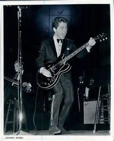 "Probably best known as a Johnny River (pictured) song ""Memphis, Tennessee"" is a Chuck Berry song that went to No. 3 on the charts in 1963 even though it was released in 1959. Mr Rivers went to No. 2 in 1964. Many others have covered the song to include Al Green, Rod Stewart, Bo Diddly, The Rolling Stones and Roy Orbison. Also covering the song was The Beatles in the failed Decca audition in 1962. #TheBeatles"