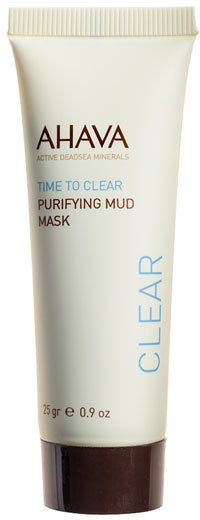 AHAVA 'Time to Clear' Purifying Mud Mask (0.9 oz.)