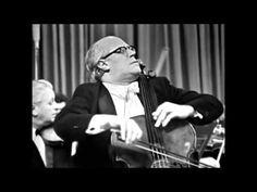 Khachaturian . Cello Concerto Rhapsody . Mstislav Rostropovich cello , A...
