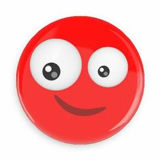 Funny Buttons - Custom Buttons - Promotional Badges - Smiley Face Pins - Wacky Buttons
