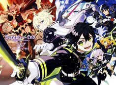 Seraph of the End however stayed true to original vampire stories and didn't add too many new details. Description from blog.honeyfeed.fm. I searched for this on bing.com/images