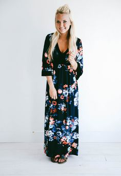 Only $24.99! | So comfortable and so pretty! Just what you want in a dress.. Am i right? We love this simple but stunning dress. | Find it now at www.groopdealz.com