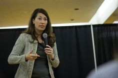 Kentucky Secretary of State, Alison Lundergan Grimes visited Morehead State as a part of her Go Vote Kentucky tour, which has included stops at all public state universities and colleges