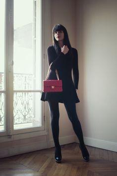 la mode Parisienne-Alix Bancourt
