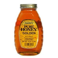 I'm learning all about Gunter's Honey Pure Golden 100% Natural at @Influenster!