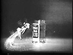 """Taken from a 1955 episode of """"Disneyland,"""" here is a commercial for Peter Pan Peanut Butter, with Tinkerbell! Peter Pan Peanut Butter, Peanut Butter Brands, Peter Pan And Tinkerbell, Old Commercials, Atomic Age, Rabbit Ears, Medium Art, Bob, Retro"""