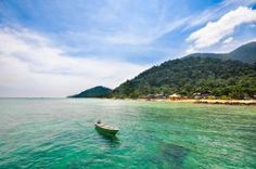 Small boat in the Tioman Island - Raj's Photography/Getty Images