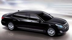 Hyundai Equus VL50